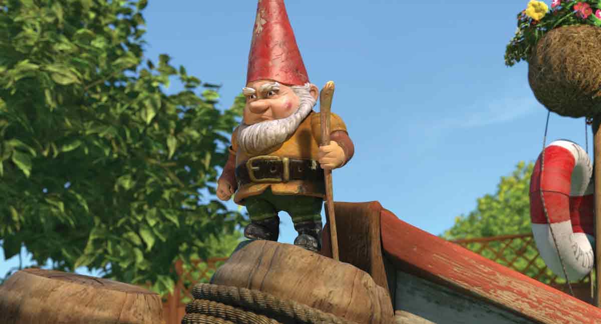 Gnomeo et Juliette : Photo Kelly Asbury