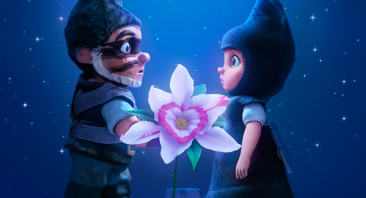 Gnomeo et Juliette : Photo Kelly Asbury