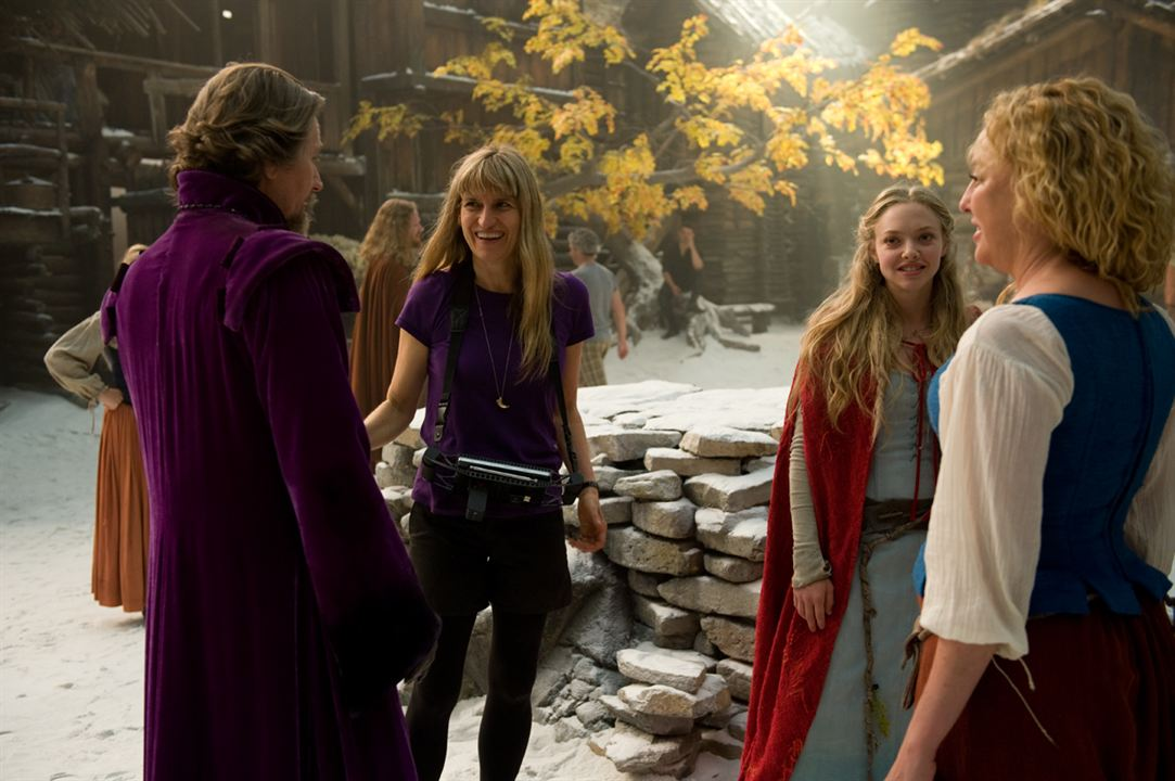 Le Chaperon Rouge : Photo Amanda Seyfried, Catherine Hardwicke, Gary Oldman, Virginia Madsen