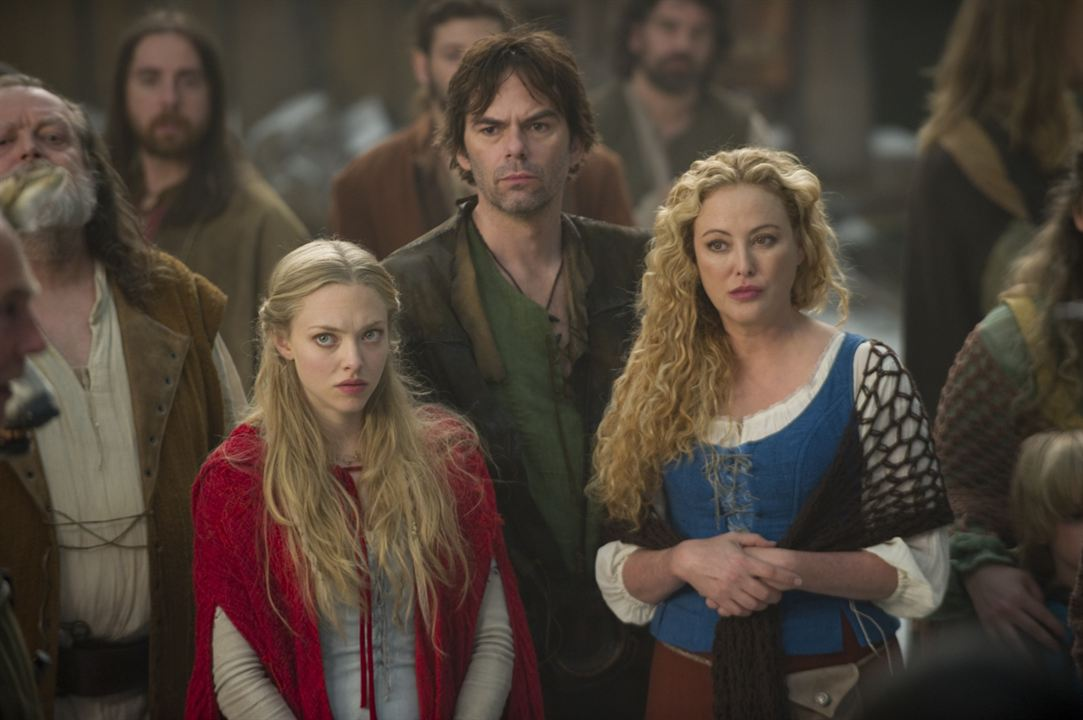 Le Chaperon Rouge : Photo Amanda Seyfried, Billy Burke, Catherine Hardwicke, Virginia Madsen