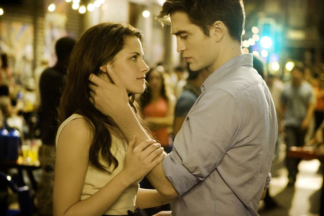 Twilight - Chapitre 4 : Révélation 1ère partie : Photo Bill Condon, Kristen Stewart, Robert Pattinson