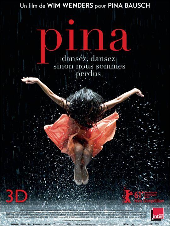 Pina : Affiche