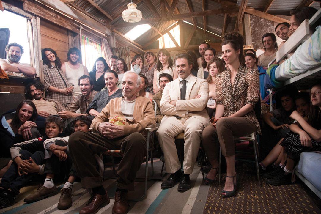 Chez Gino : Photo Anna Mouglalis, Ben Gazzara, José Garcia