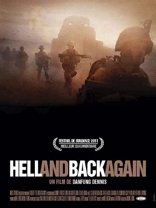 Hell and Back Again : Affiche