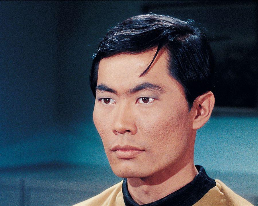 Star Trek : Photo George Takei