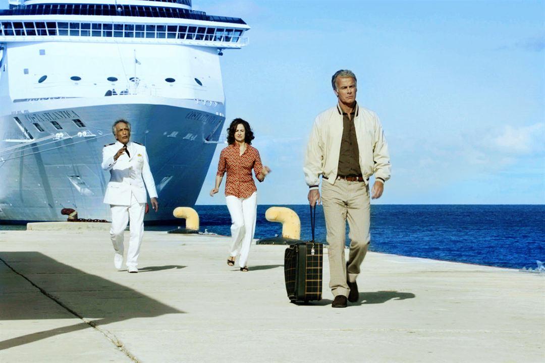 Bienvenue à bord : Photo Franck Dubosc, Gérard Darmon, Valérie Lemercier