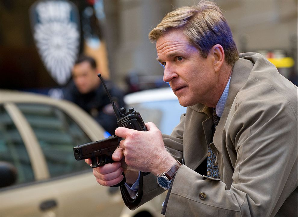 The Dark Knight Rises : Photo Matthew Modine