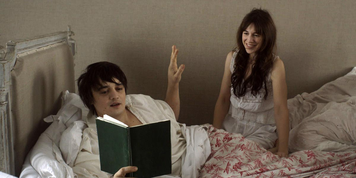 Confession d'un enfant du siècle : Photo Charlotte Gainsbourg, Peter Doherty