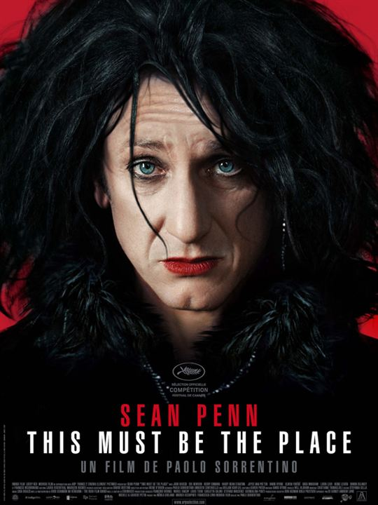 This Must Be the Place : affiche