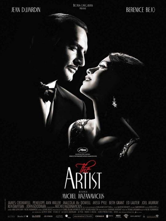 """Résultat de recherche d'images pour """"the artist affiche"""""""