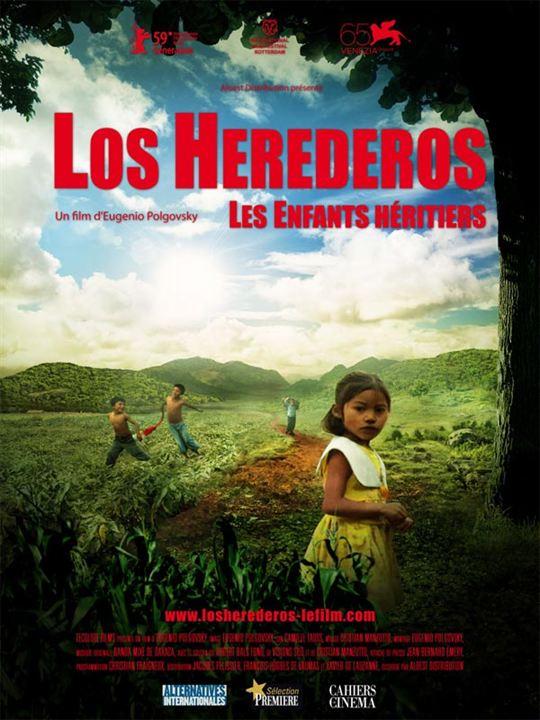 Los Herederos - Les Enfants héritiers : affiche