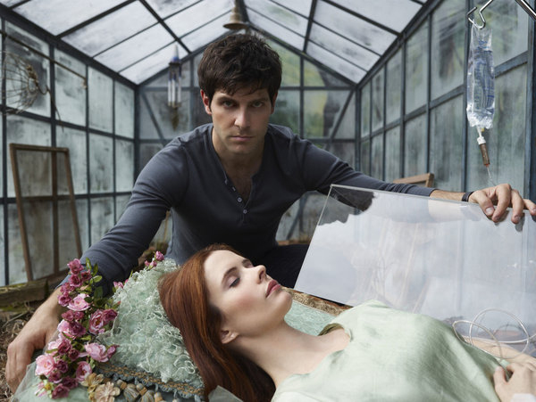 Photo Bitsie Tulloch, David Giuntoli