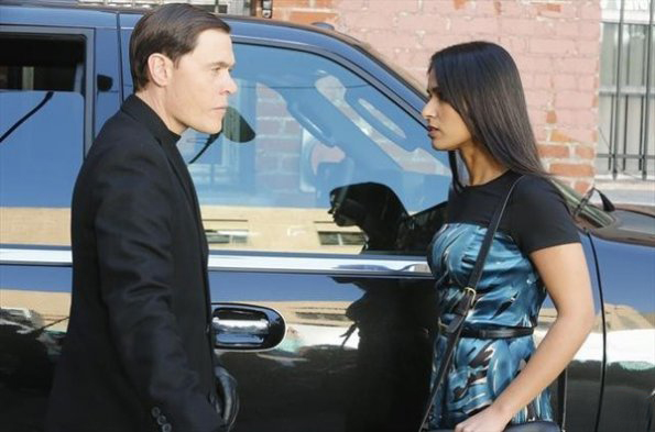 Photo Burn Gorman, Dilshad Vadsaria