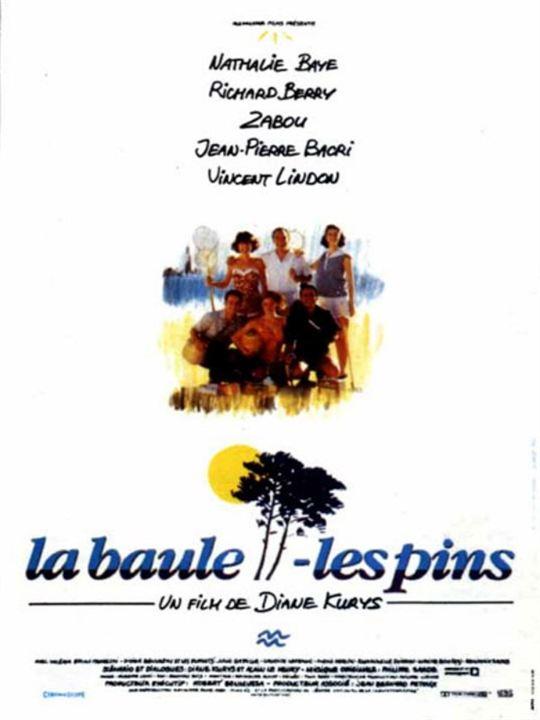 La Baule-les-Pins : Affiche