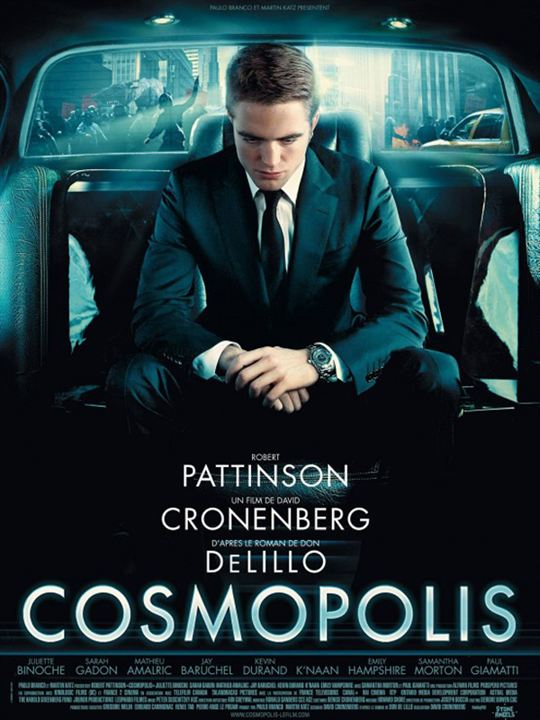 Cosmopolis : affiche