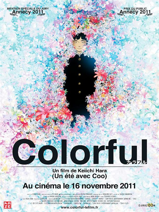 Colorful : Affiche