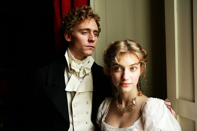 Le Choix de Jane : Photo Imogen Poots, Tom Hiddleston