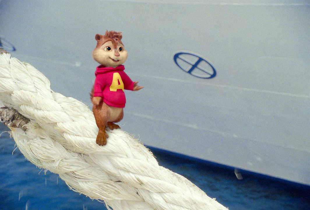 Alvin et les Chipmunks 3 : Photo Mike Mitchell (V)