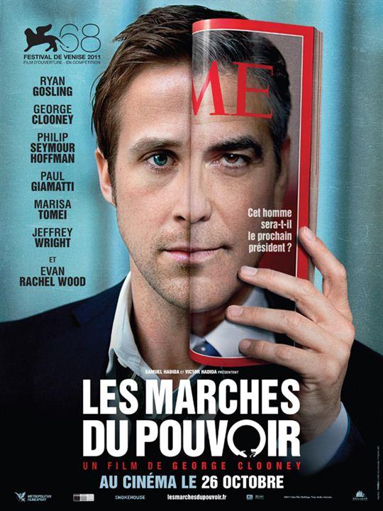 Les Marches du Pouvoir : Affiche