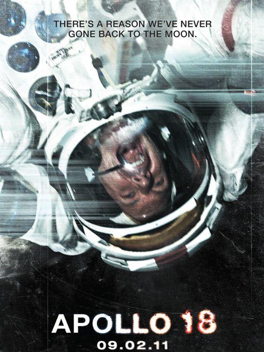 Apollo 18 : affiche