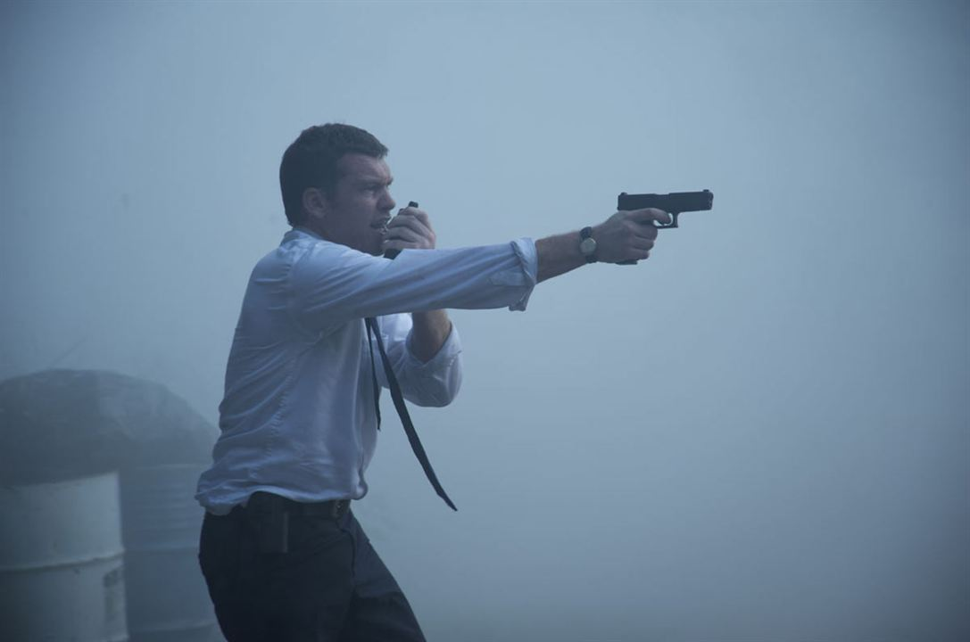 Killing Fields : Photo Ami Canaan Mann, Sam Worthington