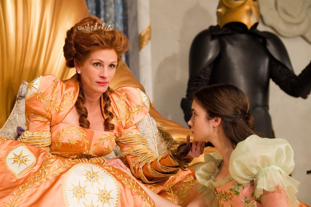 Blanche Neige : Photo Julia Roberts, Lily Collins, Tarsem Singh
