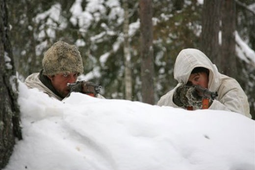 Opération Arctic Fox : Photo