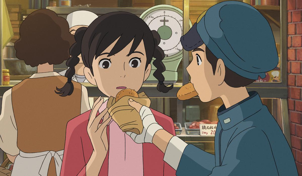 La Colline aux Coquelicots : Photo Goro Miyazaki