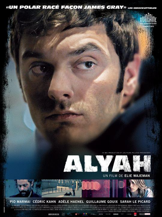 Alyah : Affiche