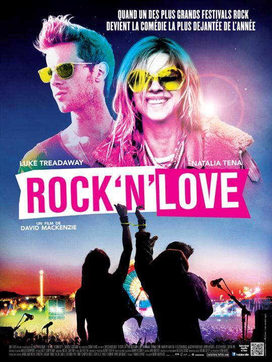 Rock'N'Love : Affiche