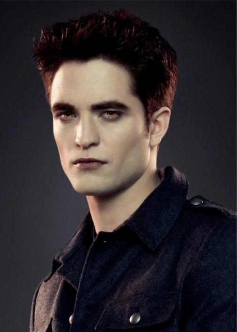 Twilight - Chapitre 5 : Révélation 2e partie : Photo Robert Pattinson