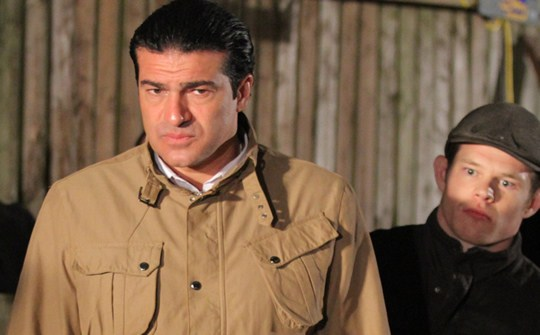 The Reverend : Photo Tamer Hassan