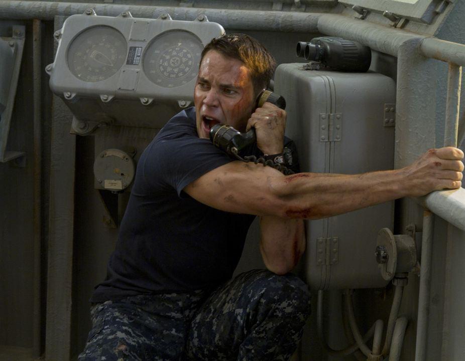 Battleship : Photo Peter Berg