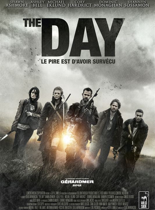 The Day : Affiche