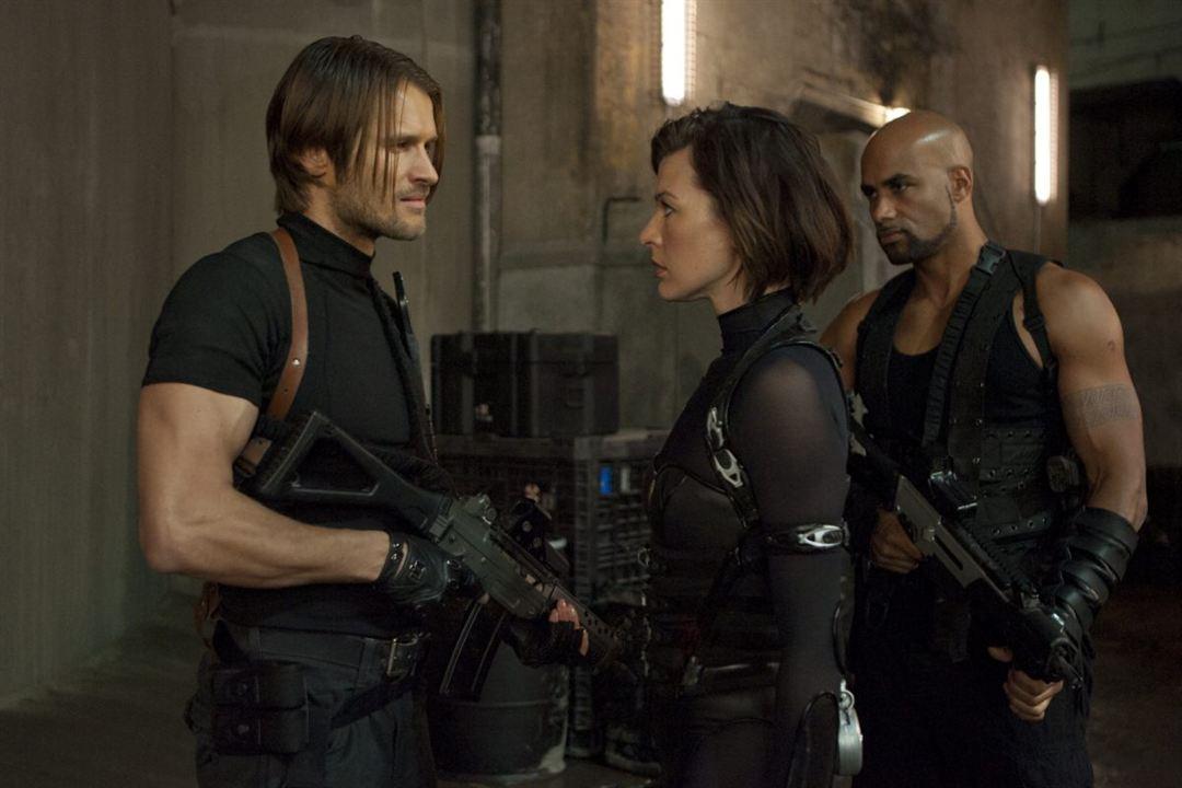 Resident Evil: Retribution : Photo Boris Kodjoe, Johann Urb, Milla Jovovich