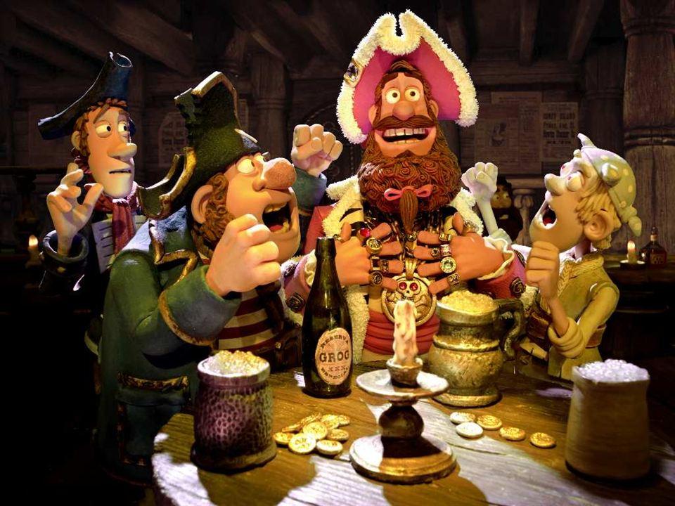 Les Pirates ! Bons à rien, Mauvais en tout : Photo
