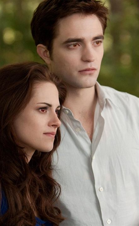 Twilight - Chapitre 5 : Révélation 2e partie : Photo Bill Condon, Kristen Stewart, Robert Pattinson, Stephenie Meyer