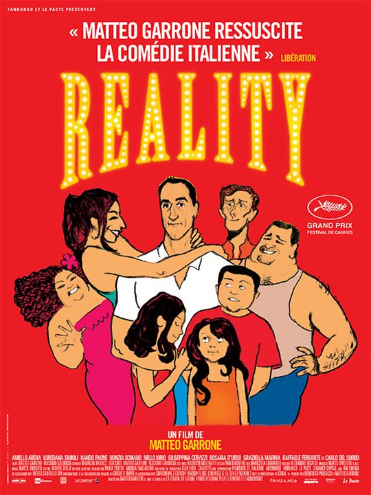 Reality : Affiche