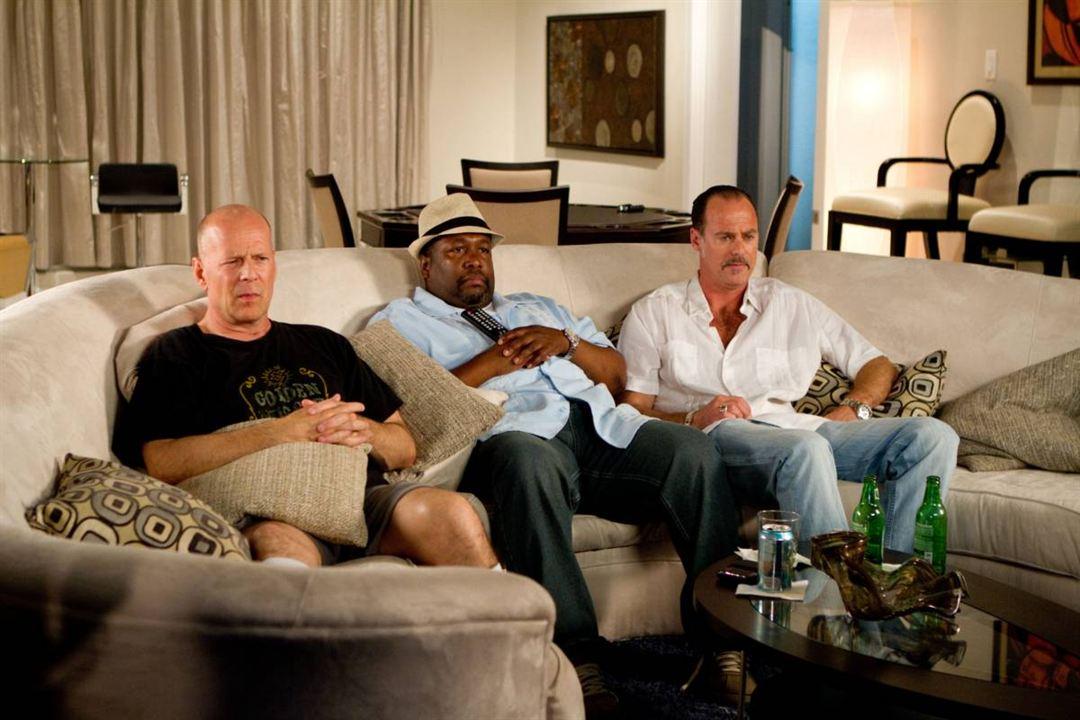 Lady Vegas -  Les Mémoires d'une joueuse : Photo Bruce Willis, Wendell Pierce