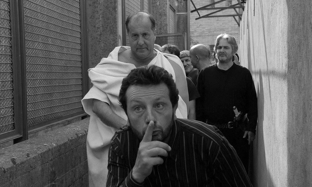 César doit mourir : Photo Giovanni Arcuri