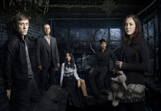 Photo Gemma Chan, Hugo Speer, Jack Roth, Lacey Turner, Nikesh Patel