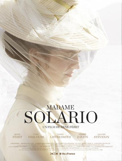 Madame Solario : affiche