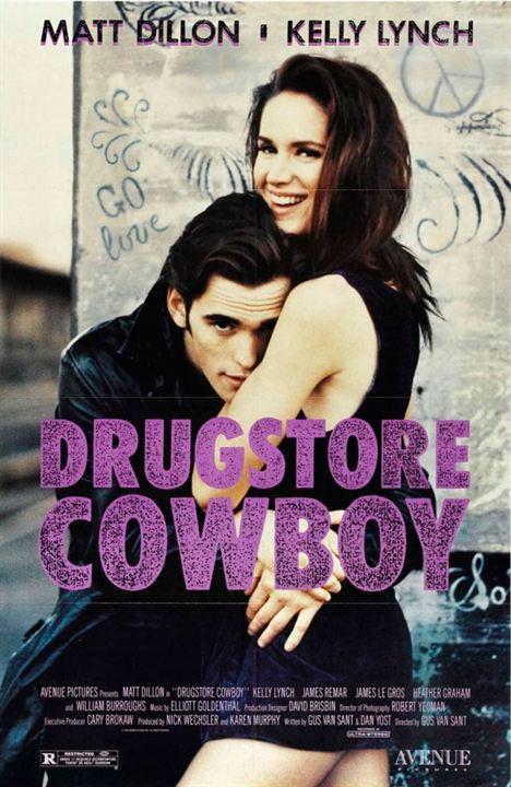 Drugstore Cowboy : Affiche