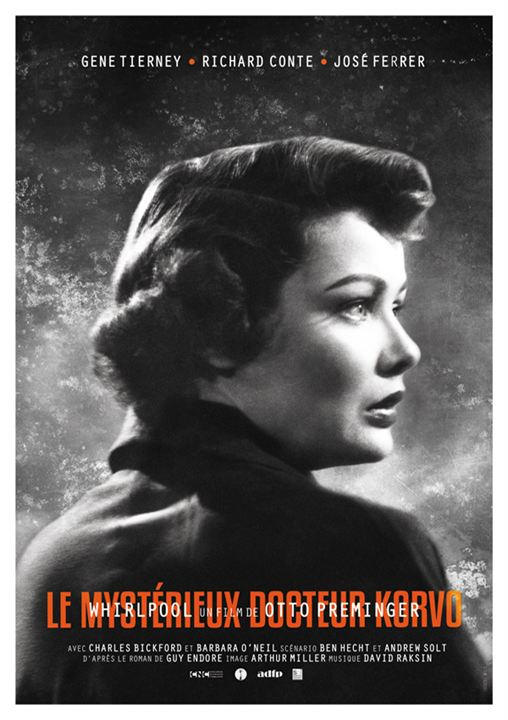 Whirlpool - Le Mysterieux Docteur Korvo : Affiche