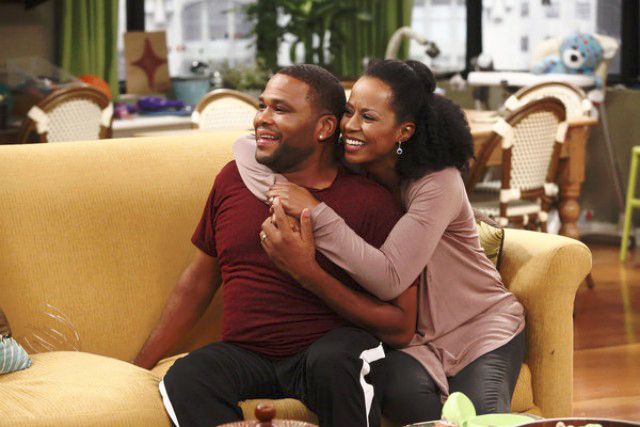 Photo Anthony Anderson, Tempestt Bledsoe
