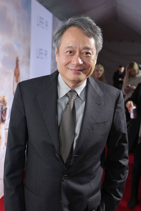L'Odyssée de Pi : Photo promotionnelle Ang Lee