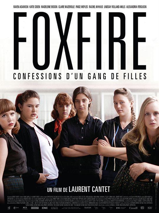 Foxfire, confessions d'un gang de filles : Affiche