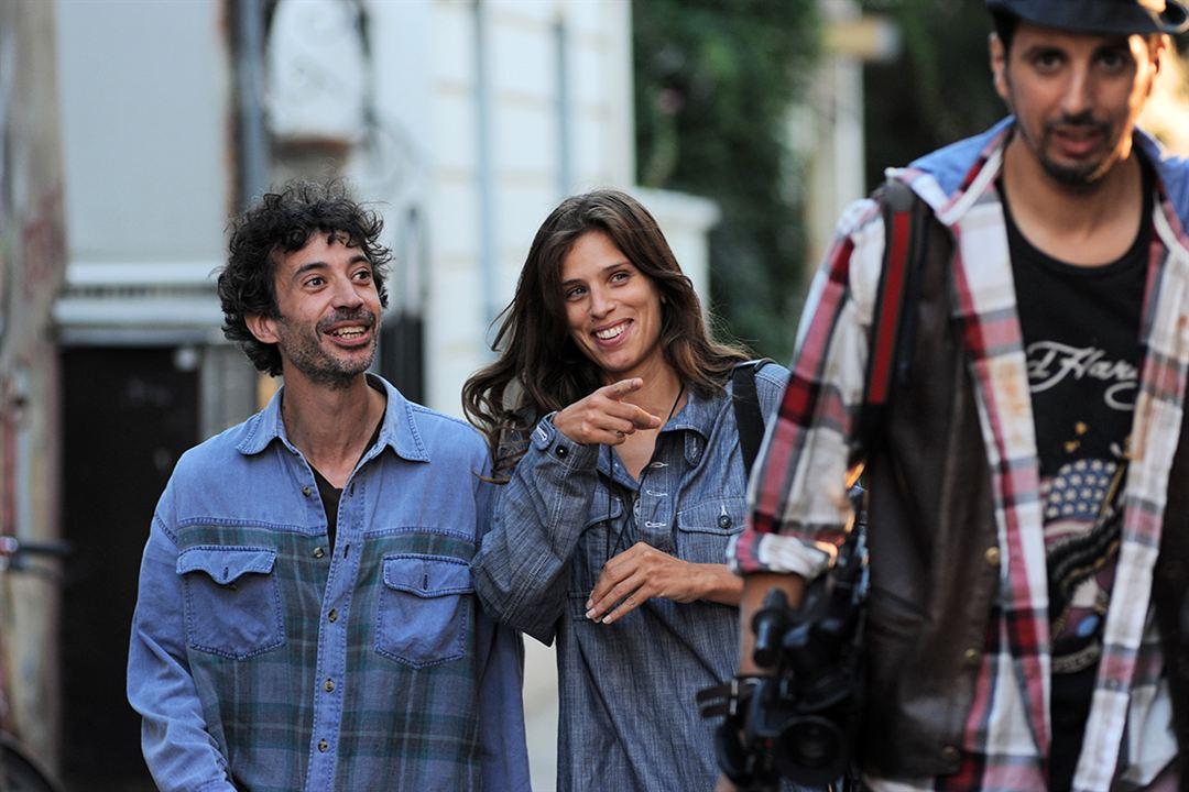 Télé Gaucho : Photo Eric Elmosnino, Maïwenn