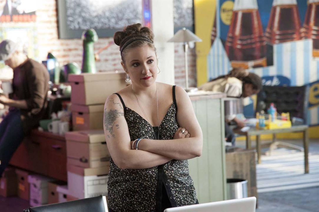 40 ans : mode d'emploi : Photo Lena Dunham