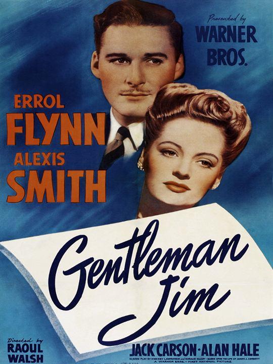 Gentleman Jim : Affiche